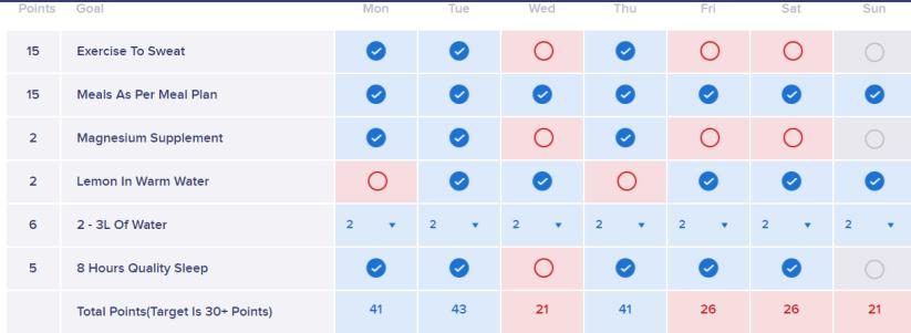 Week1-Tracker